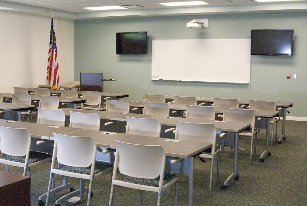 Montville Township :: Training Room Use & Reservation